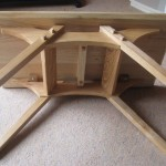 Coffee Table Underside